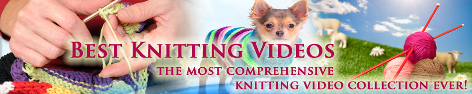 Best Knitting Videos